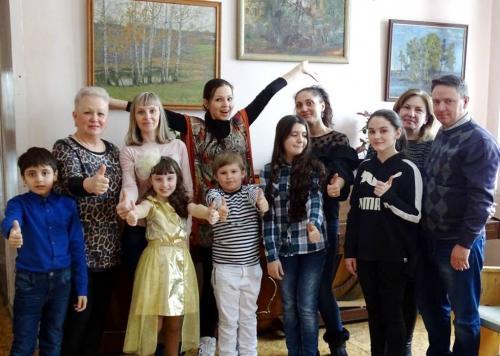 Чурилова В.А. и её ученики